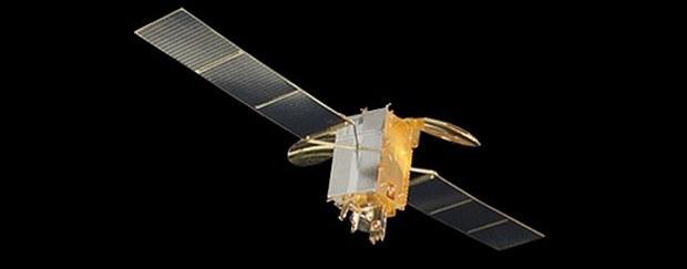 Białoruski Belintersat 1 świadczy komercyjne usługi telekomunikacyjne dla Azji Południowo-Wschodniej / Credits: Belintersat /Kosmonauta