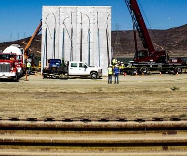 Biały Dom chce wydać 18 mld dolarów na budowę muru na granicy