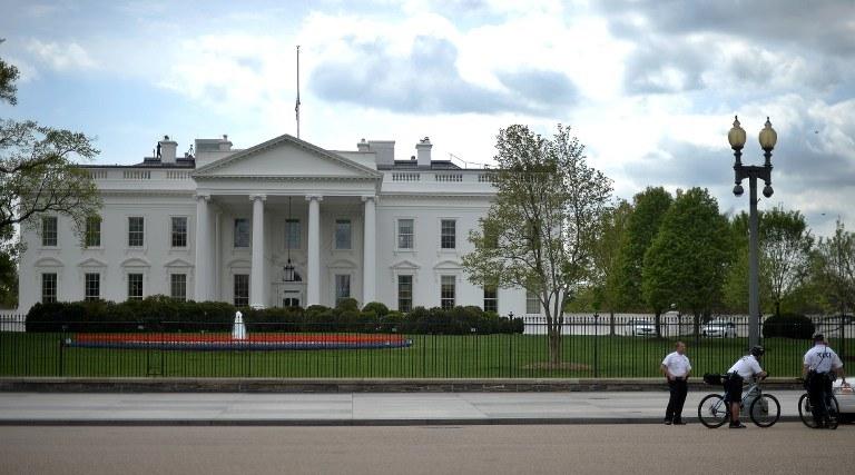 Biały Dom /AFP