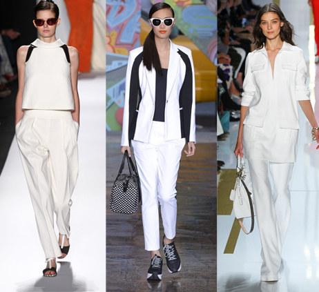 Biały garnitur /East News/ Zeppelin