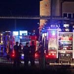 Białystok: Dwóch strażaków zginęło podczas gaszenia pożaru