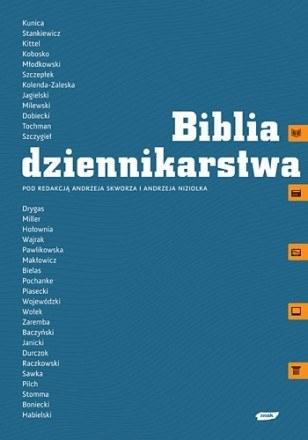 Bibilia dziennikarstwa /Wydawnictwo Znak