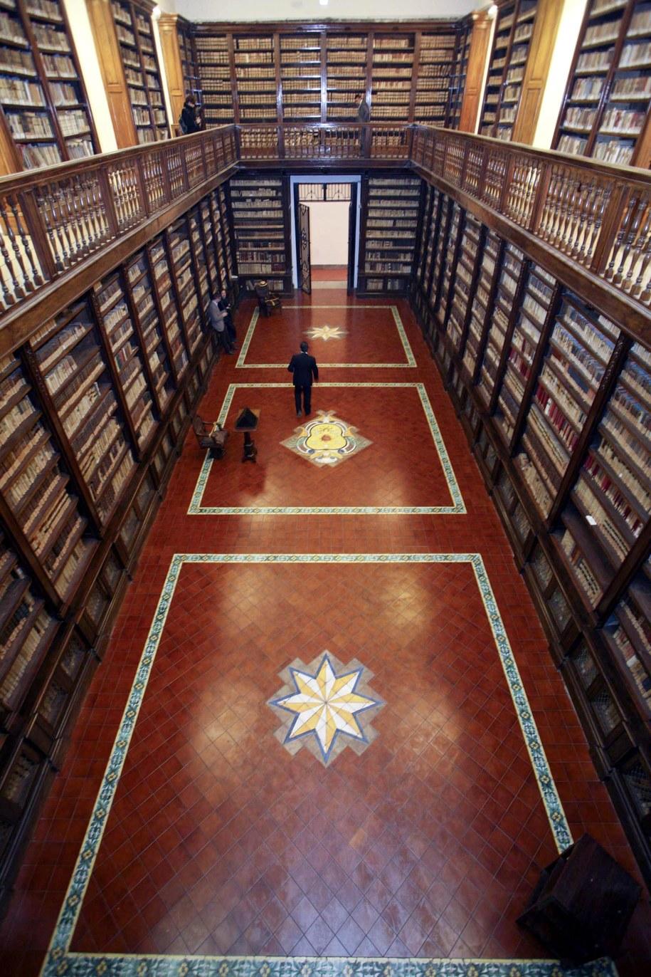 Biblioteka (zdj. ilustracyjne) /PRIMA PAGINA    /PAP/EPA
