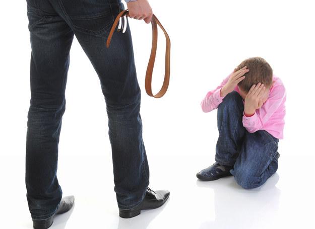 Bicie dziecka je poniża /©123RF/PICSEL