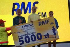 Bieg o Puchar Radia RMF FM. Znamy już laureatów!
