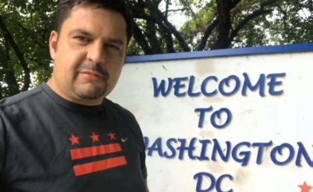 Biegiem przez Waszyngton