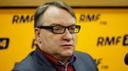 Biernacki: Polskie służby natrafiły na zapowiedź zamachu