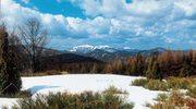 Bieszczady: Wysoko w górach cieplej niż w dolinach