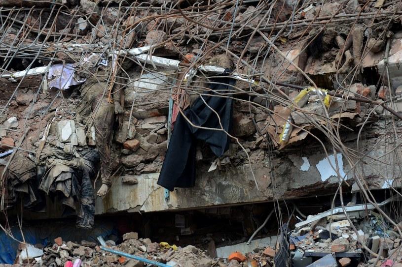 Bilans ofiar może jeszcze wzrosnąć /AFP