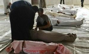 """""""Bild am Sonntag"""": Dowódcy syryjskiej armii chcieli użycia broni chemicznej"""