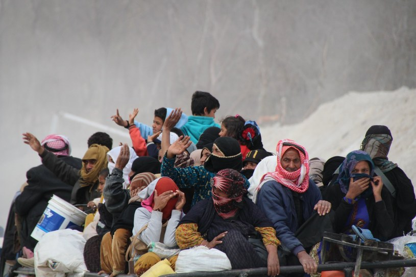 """""""Bild"""" donosi, że  267,5 tys. Syryjczyków w Niemczech ma prawo do sprowadzenia swoich rodzin do tego kraju. /PAP"""