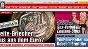"""""""Bild"""": Splajtowani Grecy! Sprzedajcie nam Korfu!"""