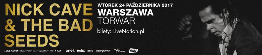 Bilety na koncert w Warszawie dostępne są w cenach od 179 zł. /Materiały prasowe