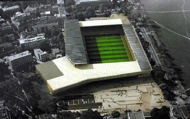Bilety na przepiękny nowy stadion Cracovii sprzedają się jak świeże bułeczki /www.cracovia.pl