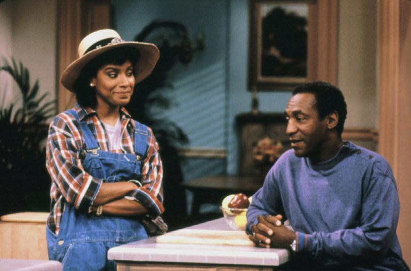 """Bill Cosby i Phylicia Rashad w """"The Bill Cosby Show"""" /AKPA"""