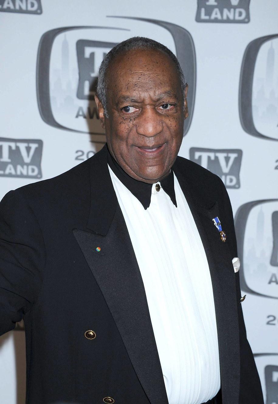 Bill Cosby /Robin Platzer/Photoshot /PAP