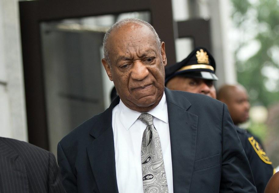 Bill Cosby /TRACIE VAN AUKEN /PAP/EPA