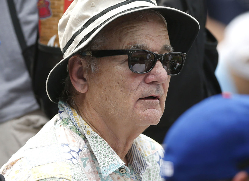 Bill Murray /Getty Images