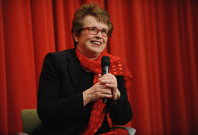 Billie Jean King /AFP