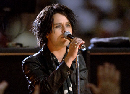 Billie Joe Armstrong (Green Day) - fot. A. Messerschmidt /Getty Images/Flash Press Media