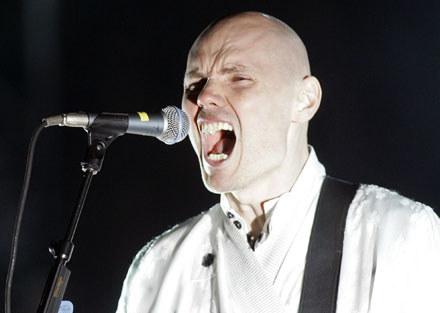 Billy Corgan (The Smashing Pumpkins) /arch. AFP