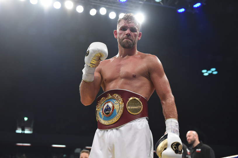 Billy Joe Saunders /Leigh Dawney /Getty Images