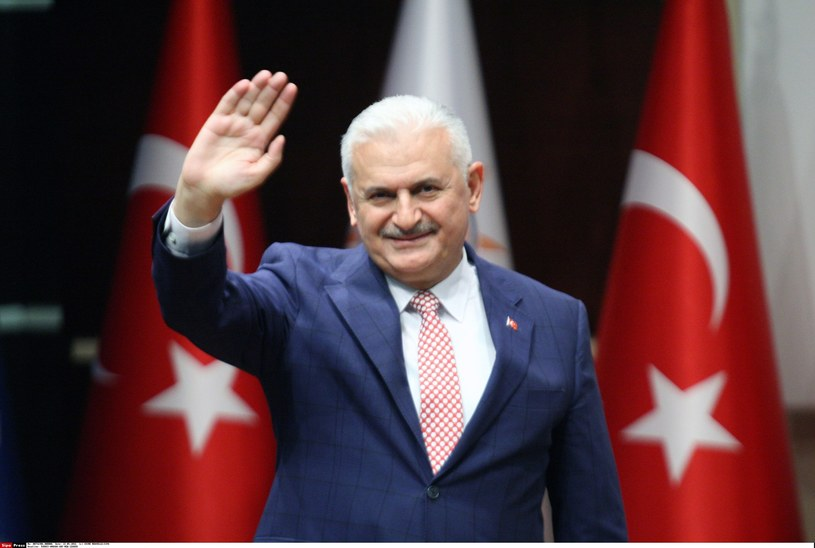 Binali Yildirim /East News