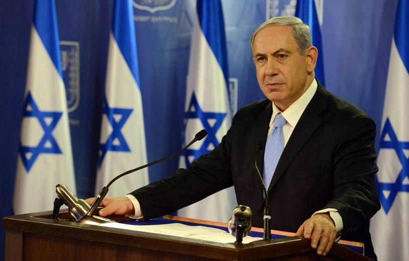 Binjamin Netanjahu /Israel Sun /East News/Reporter