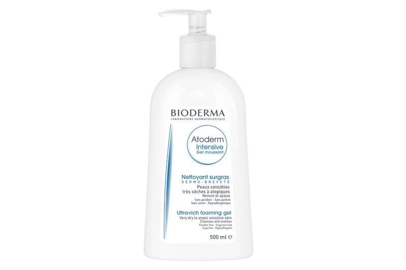 Bioderma: Atoderm Intensive Gel moussant /materiały prasowe