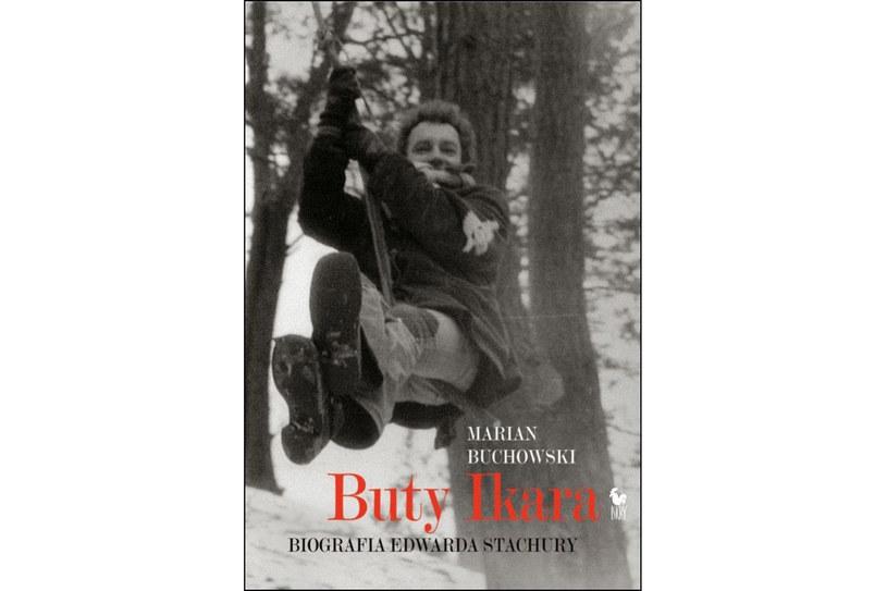 Biografia Edwarda Stachury /Styl.pl/materiały prasowe