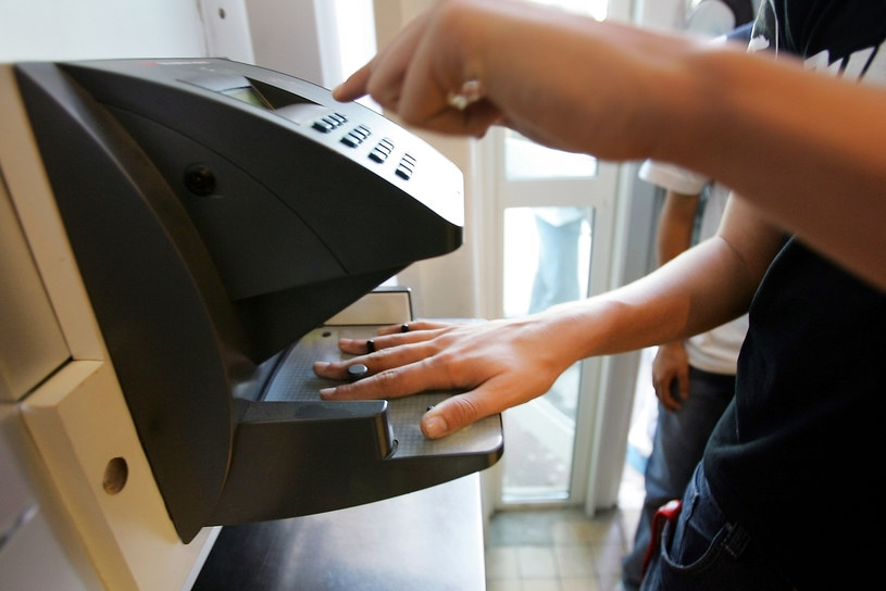 Biometria wkroczy do naszego życia - to tylko kwestia czasu /AFP