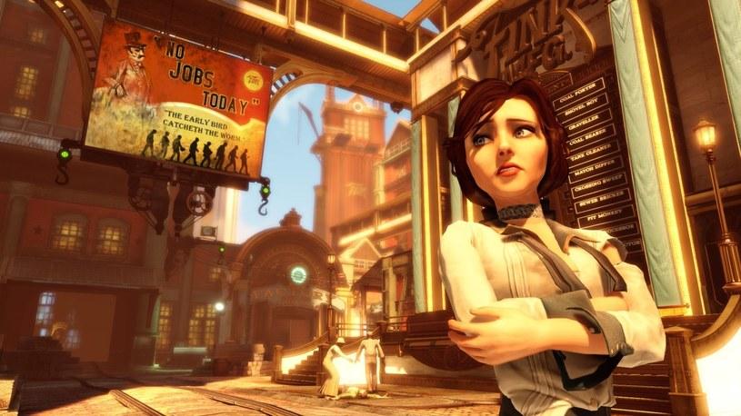 BioShock Infinite /materiały prasowe