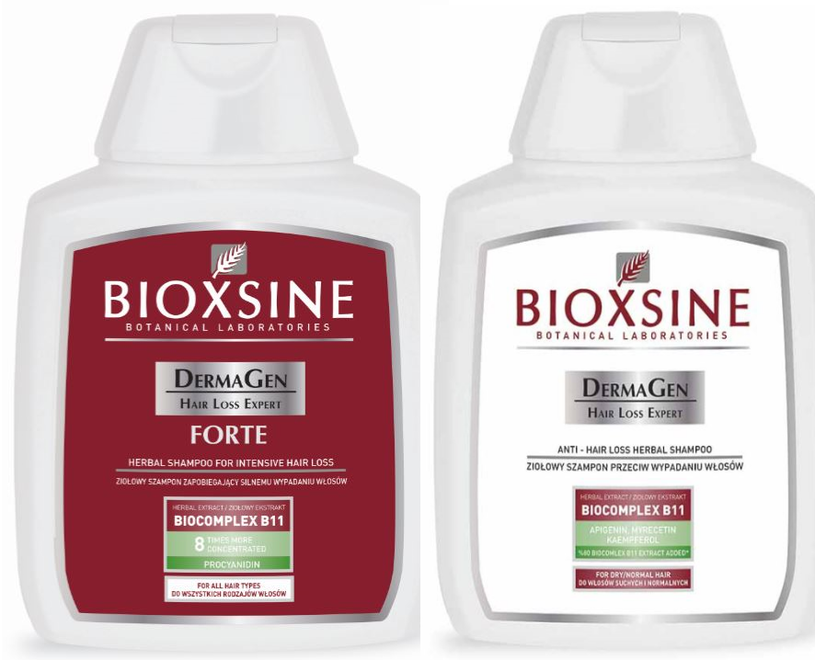 Bioxsine - włosy na przedwiośniu /INTERIA.PL/materiały prasowe
