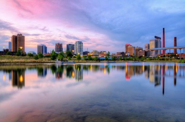 Birmingham w Alabamie /123/RF PICSEL