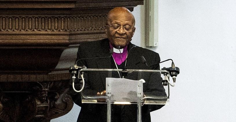Biskup Desmond Tutu /AFP