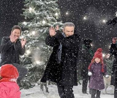 Bitwa na śnieżki Andrzeja Piasecznego i Seweryna Krajewskiego