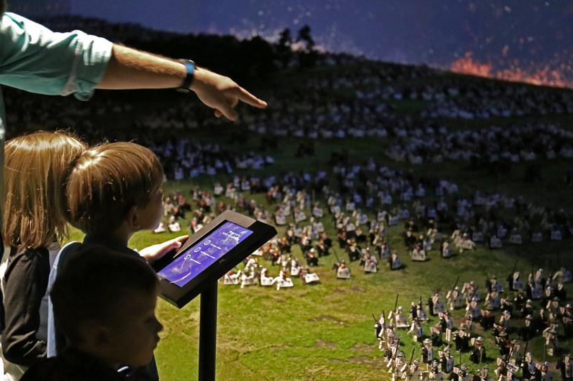 Bitwa pod Grunwaldem to ponad 12 tysięcy ludzików /materiały prasowe