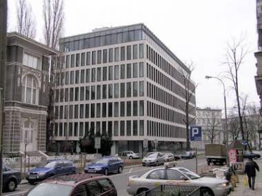 Biurowiec zagrażał polskiej dyplomacji /INTERIA.PL
