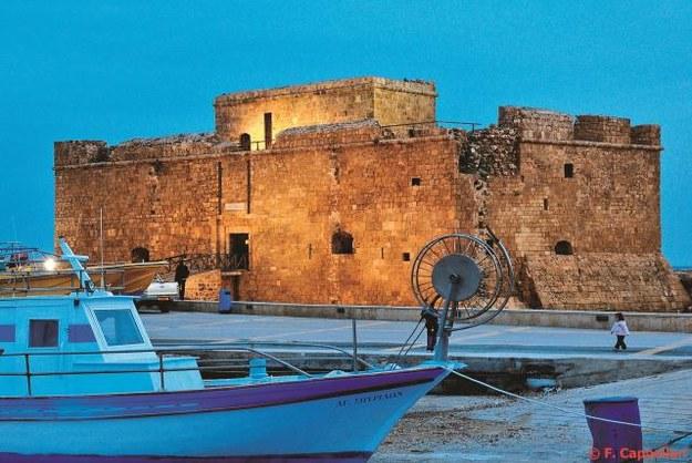 Bizantyjski fort (zwany zamkiem)  w Pafos, jest wpisany na Listę Światowego Dziedzictwa UNESCO....