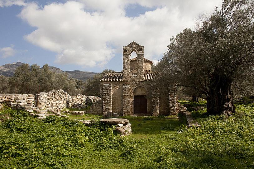 Bizantyjski kościół św. Jerzego nieopodal Halki /fot. Eirini Vourloumis /The New York Times Syndicate