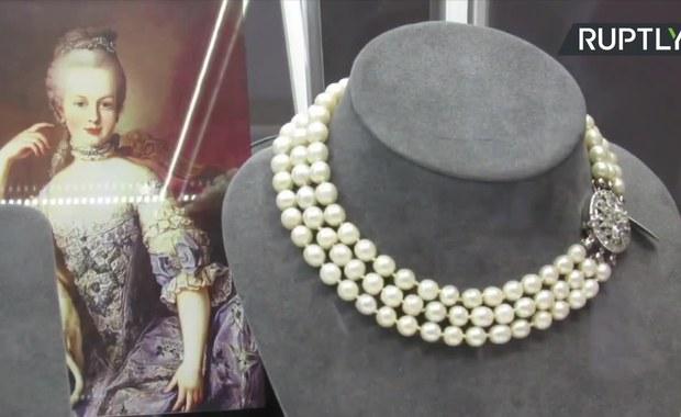 Biżuteria Marii Antoniny została wystawiona na aukcji w Mediolanie