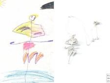 Biżuteria z rysunków dziecka