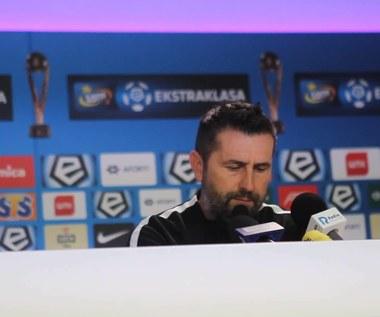 Bjelica: Lech już nie zagra tak słabo. Wideo