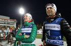 Bjoerndalen i Domraczewa doczekali się dziecka