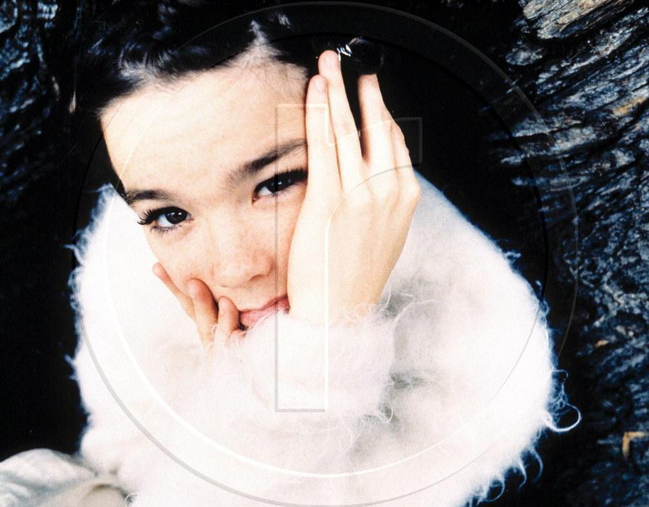 Björk /Youri Lenquette /PAP/EPA