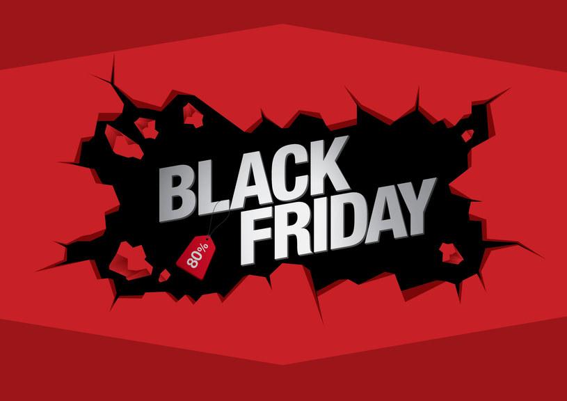 Black Friday - Czarny Piątek staje się coraz bardziej modny w Polsce /123RF/PICSEL