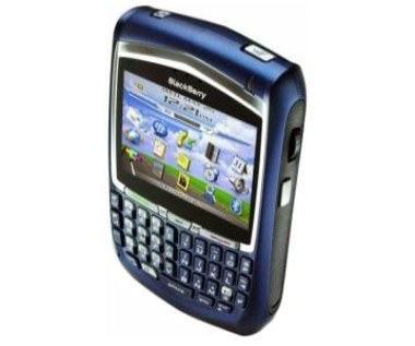 BlackBerry 8700 - test