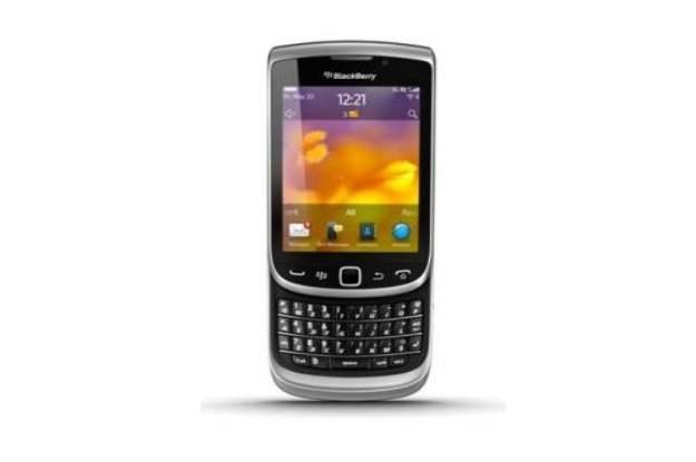 BlackBerry 9810 /materiały prasowe