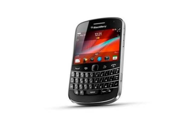 BlackBerry 9900 /materiały prasowe