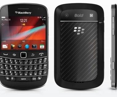 BlackBerry Bold 9900 - test flagowca RIM